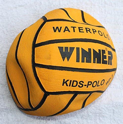 Ganador del balón de waterpolo tamaño 1 - para niños: Amazon.es ...