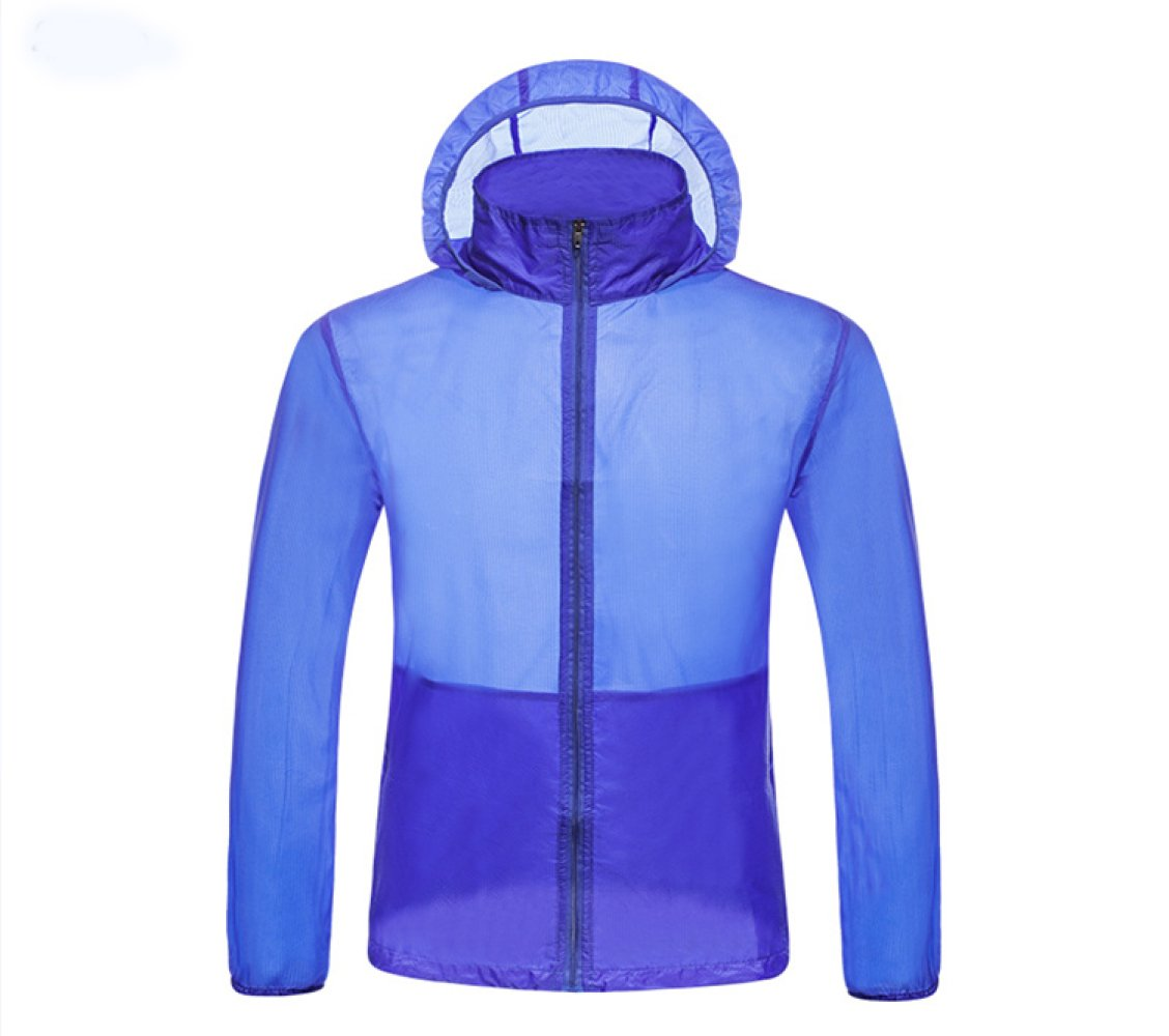 f34091fdd0b Amazon.com   MOM Men s and Women s Summer Sun Protection Clothing Ultra-Thin  Sunscreen Clothes Solid Color Casual Skin Windbreaker   Sports   Outdoors