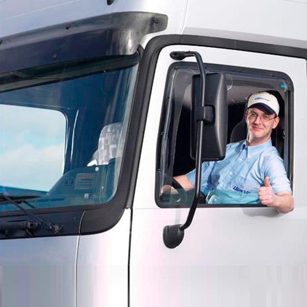 ClimAir 46108 Window Visors Scania G//L//R//P//S-Models 2016 Smoke