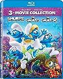 The Smurfs 2 / Smurfs (2011) / Smurfs: The Lost Village - Set [Blu-ray]