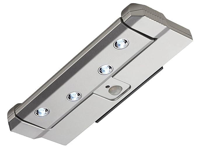 Livarno Lux® Lámpara LED de Sensor, incluye pilas