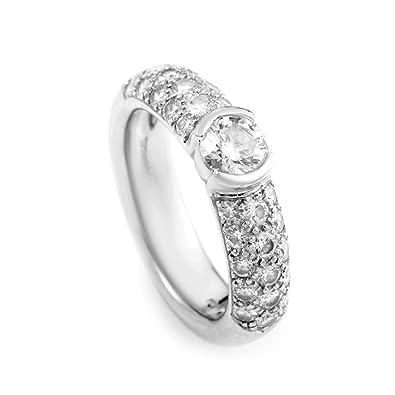 Tiffany Co Tiffany Co Etoile Platinum Diamond Engagement Ring