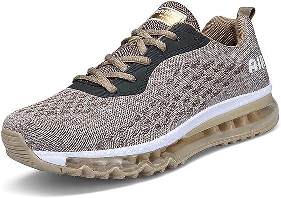 Air Zapatillas de Deportes Hombre Mujer Zapatos Deportivos Running Zapatillas para Correr 35-46 EU: Amazon.es: Zapatos y complementos