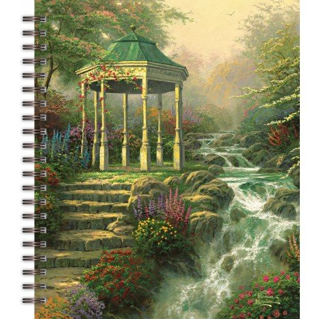 LANG Sweetheart Gazebo Spiral Bound Sketchbook (4006035) by LANG