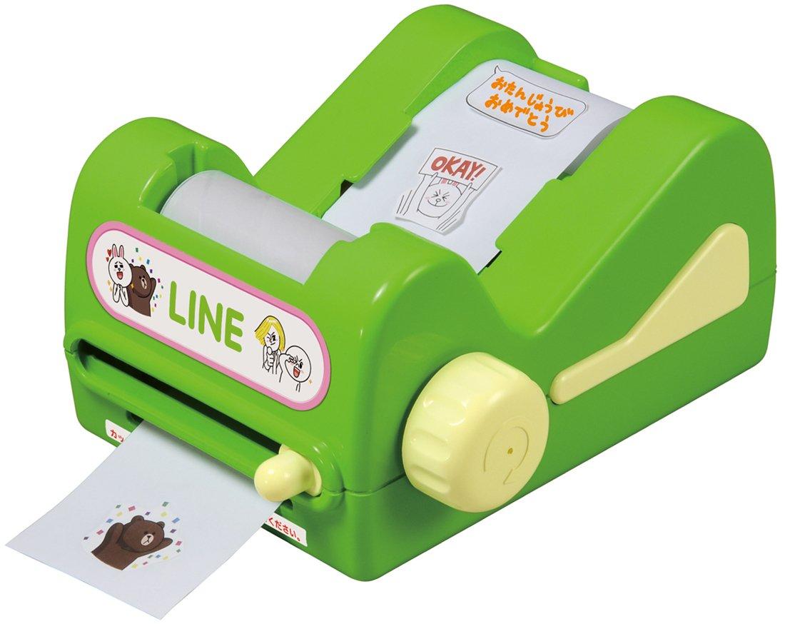LINE OFFLINE message seal manufacturer (japan import)