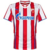 Red Star Belgrade Jersey Serbia Home 2013/14