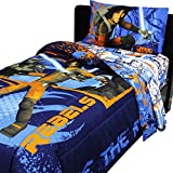 Lucas Film Star Wars Rebels ''Fight'' Comforter Set - Twin (Multi)
