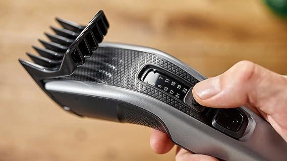 Philips Cortapelos HC3520/15 HC3520/15-Afeitadora (Negro, Gris, 0 ...