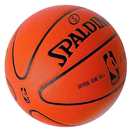 Spalding NBA Oficial - Balón de Baloncesto: Amazon.es: Deportes y ...