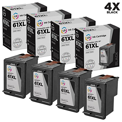 Remanufactured Replacement Ink Cartridges for HP CH563WN HP