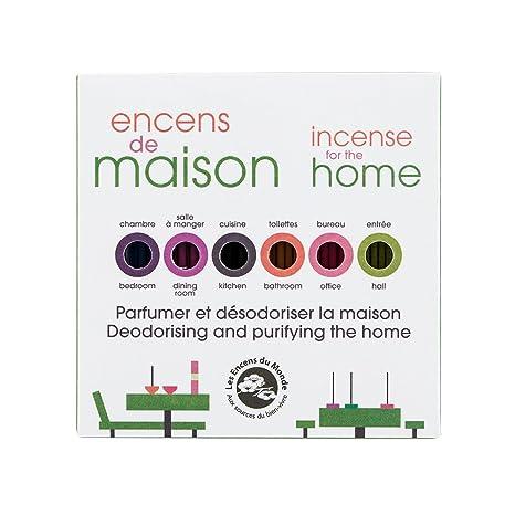 Les Encens du Monde aromandise Coffret incienso de casa ...