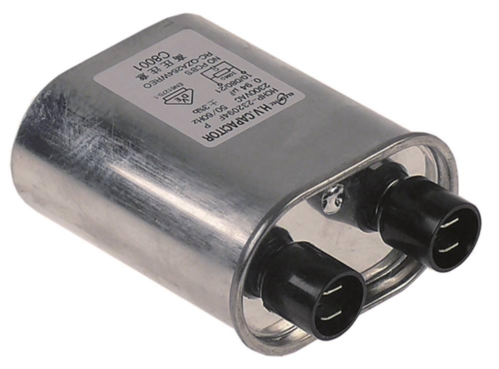 Cook Max condensador de alto voltaje tipo RC de qza264wre0 para ...