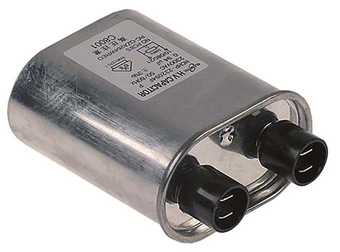 Cook Max condensador de alto voltaje tipo RC de qza264wre0 ...