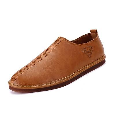 Western Moderne Chaussure Mocassin Homme Ville De Escarpin bfg67y