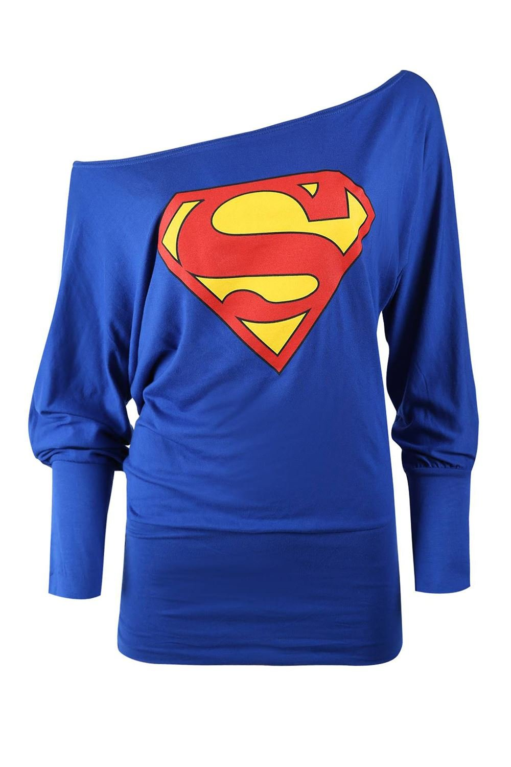 feaeb4a67a92d Plus Size Womens Superhero T Shirts - BCD Tofu House