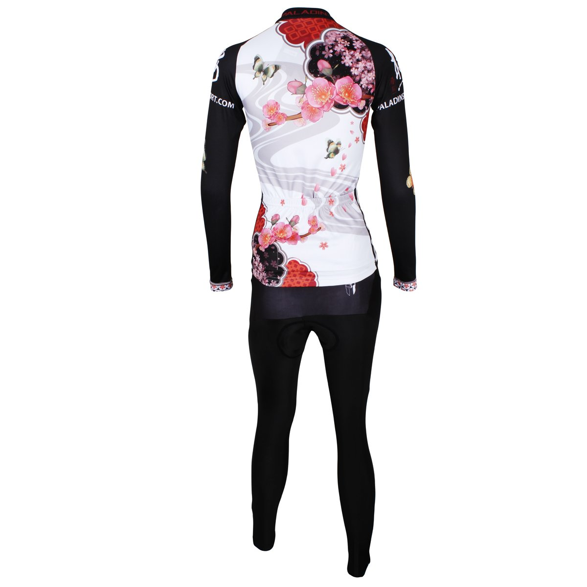 Women Cycling long Sleeve Jersey DS ONLINE