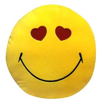 Saugat Traders Smiley Soft Cushion