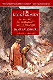 Image of The Divine Comedy (The Inferno, The Purgatorio, and The Paradiso)