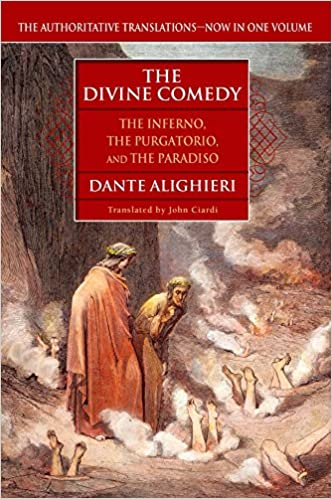 An analysis of the life of dante alighieri and the inferno the first part of his epic poem divine co