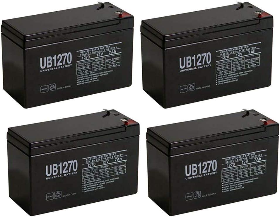 Universal Power Group UB1270-12V 7AH SLA Battery