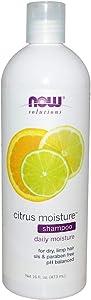 Now Foods - Citrus Moisture Shampoo, 16 oz, NOW Foods