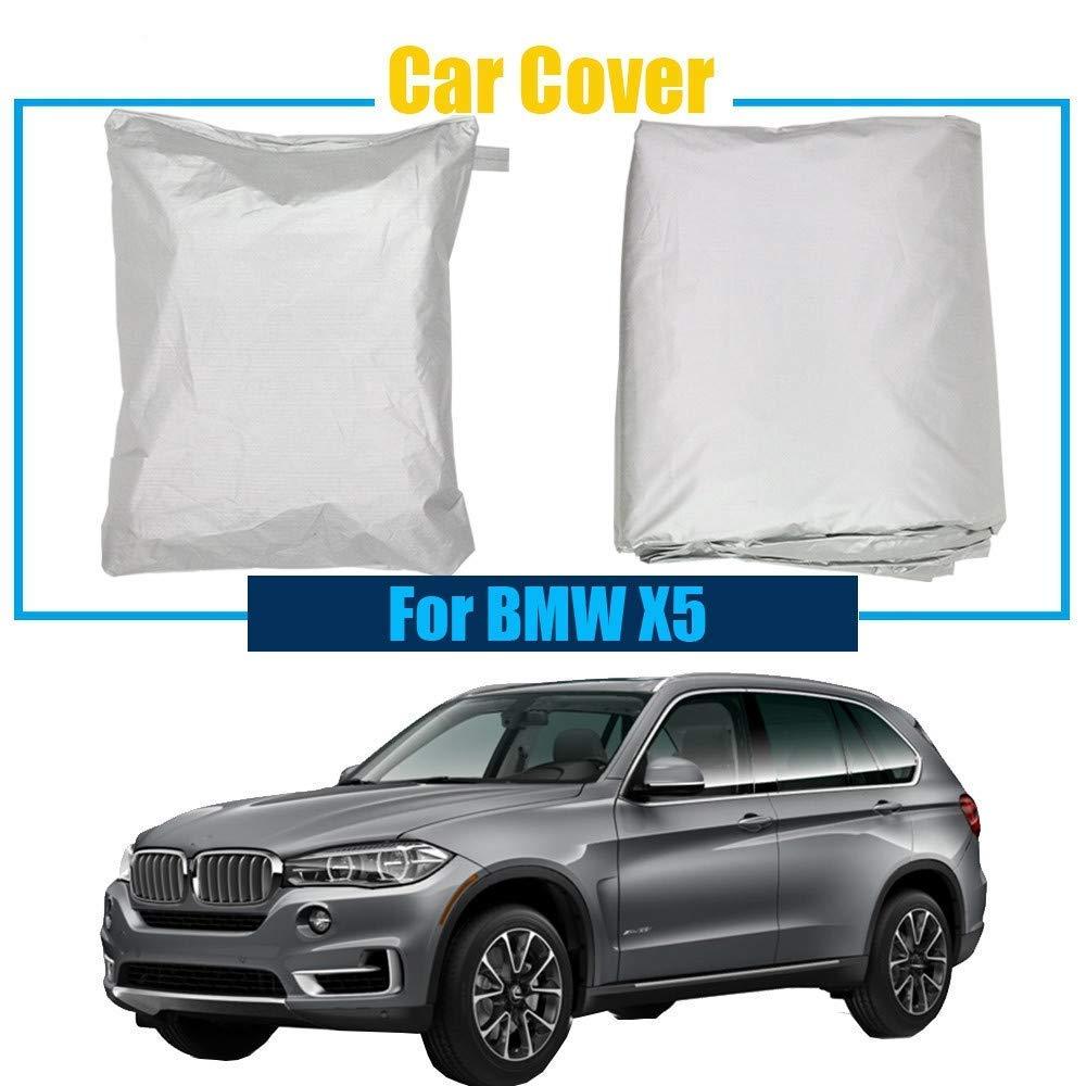 車のカバー防水車のカバー雨雪日焼け防止カバー日焼け止めカバーアンチUV防塵用BMW X 5 (Color : A)  A B07T8PKXTN