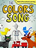 The Colors Song, Kids and Pre-school Learning