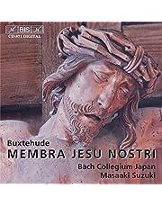 Buxtehude, Dieterich: Buxtehude: Membra Jesu Nostri