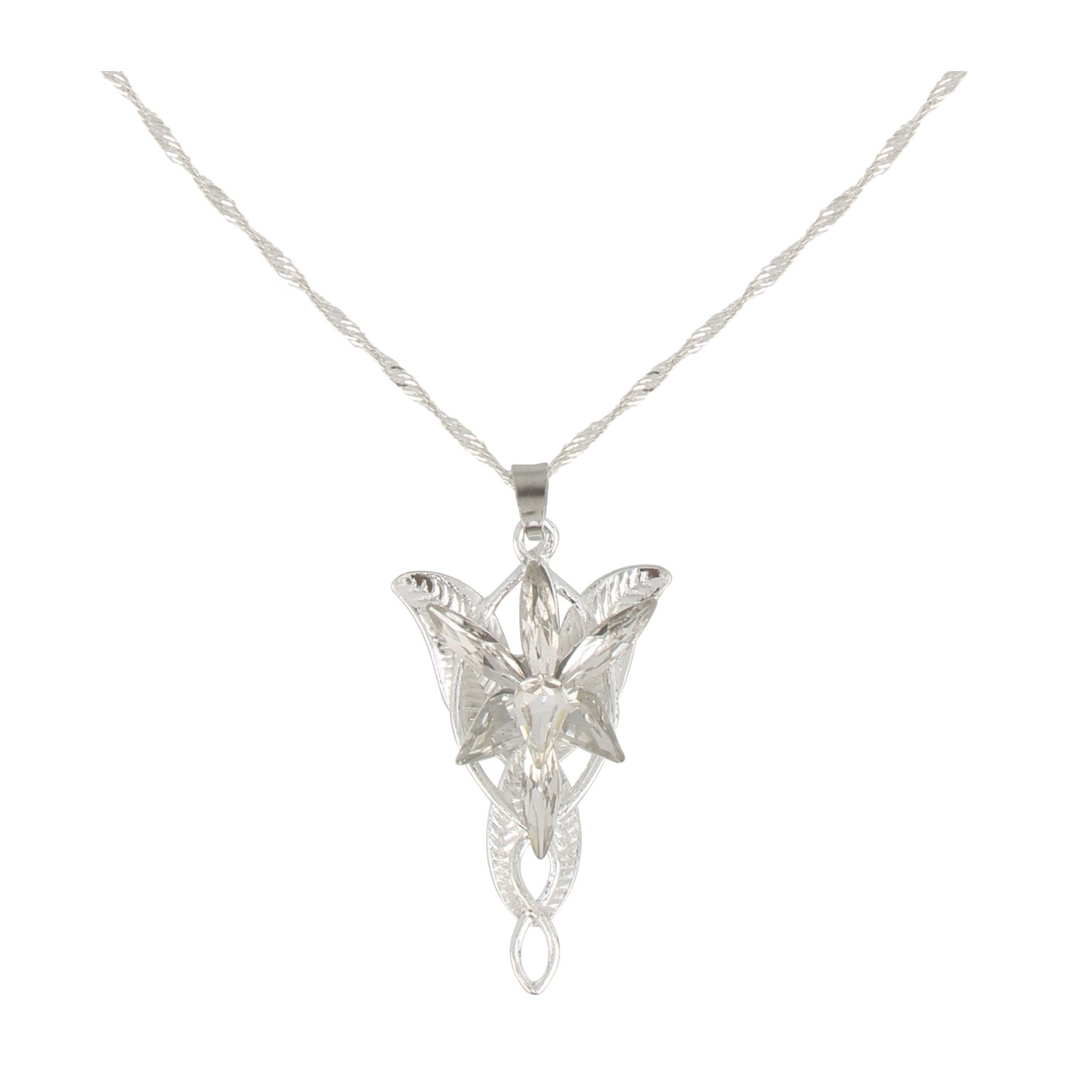 Accessorisingg Lord of The Rings Evening Star Princess Pendant [PD147] Arendelle Pendant147