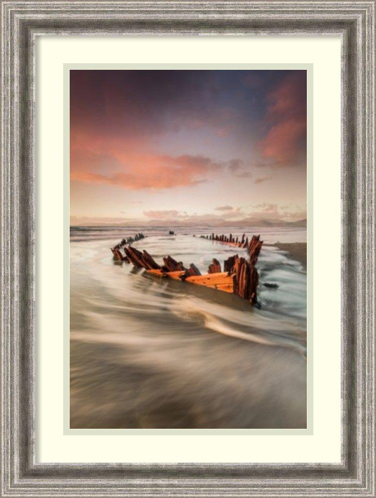 Framed Art Print 'Sunbeam' by Marek Biegalski