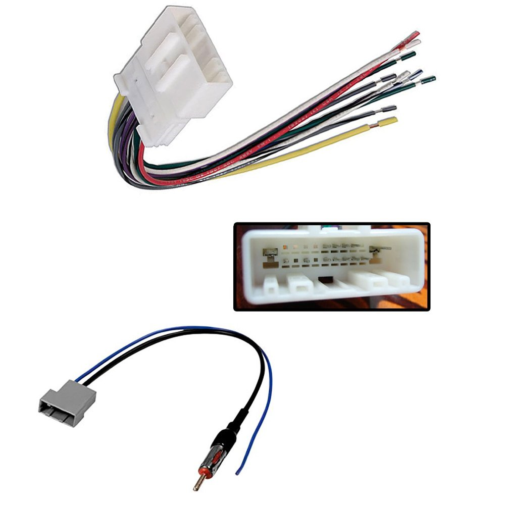 E6E67A Wiring Harness Connectors 2008 Nissan Rogue | Wiring LibraryWiring Library