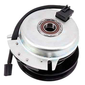 Amazon.com : OCPTY Electric Power Take Off Clutch Electric PTO Clutch 717-04376 Quality Upgraded Aftermarket Fit for Bolens, Cub Cadet, Huskee, MTD, ...