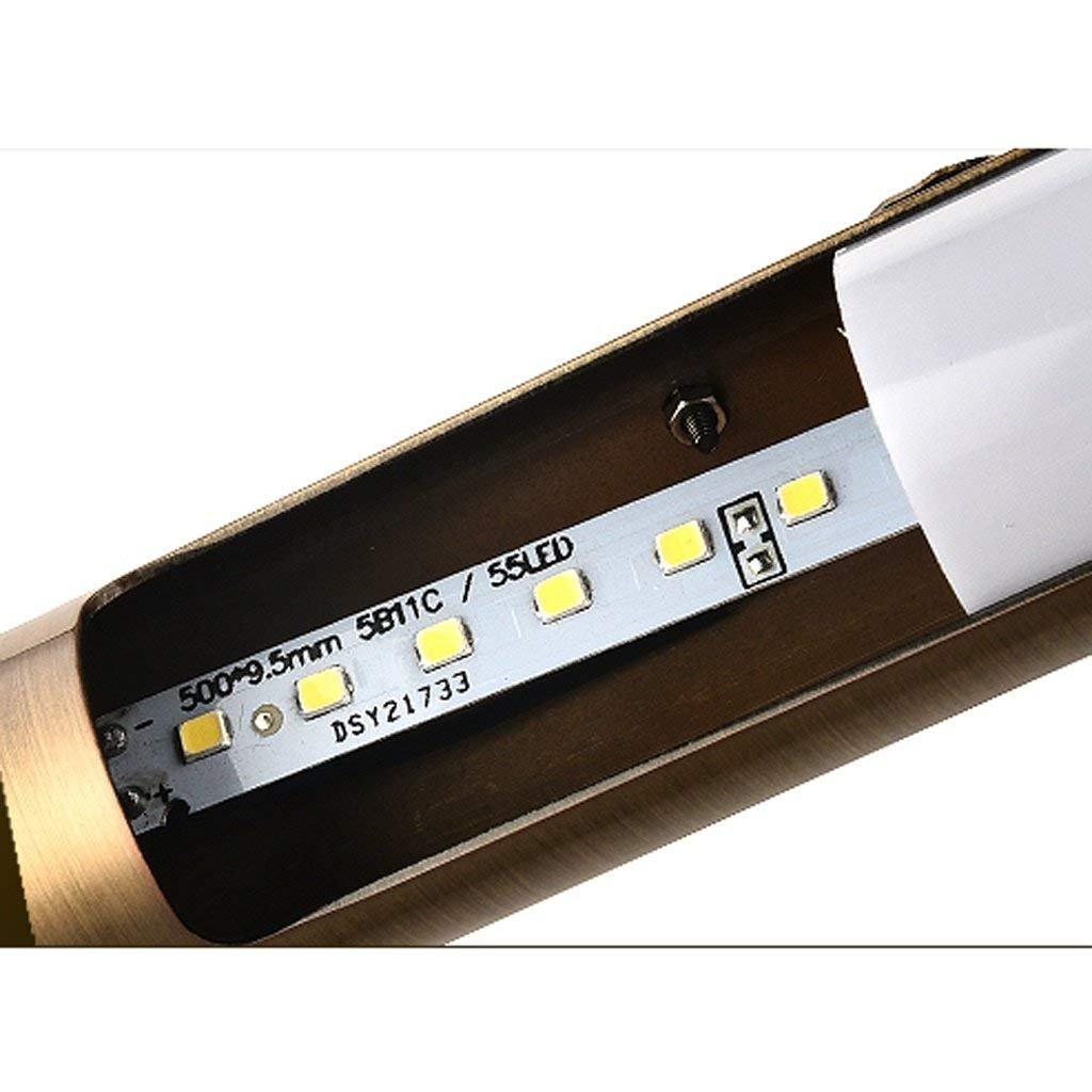 JU Spiegel-Licht-European-Style Retro-Spiegel-Scheinwerfer-Badezimmer-geführte Spiegel-Lampen-Badezimmer-einfache Make-uplampen B07JJ7J466 | Zahlreiche In In In Vielfalt  c54fab