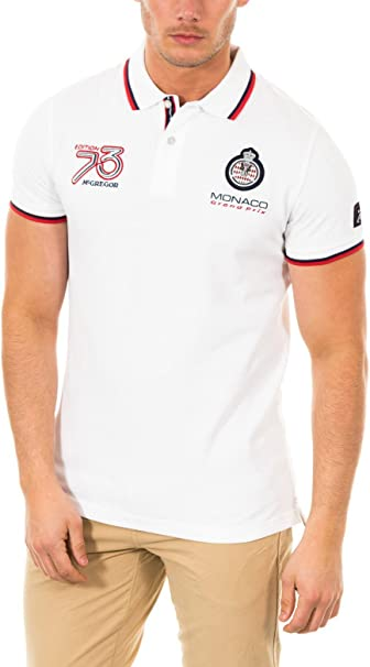 McGregor Polo Blanco M: Amazon.es: Ropa y accesorios