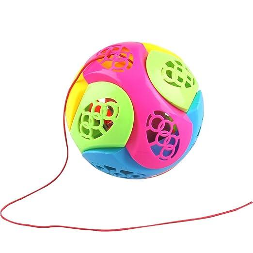 STOBOK la música de la Moda la Bola Luminosa los niños el Puzzle ...