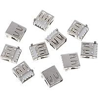 10 Pcs USB 2.0 4 Pin Type A