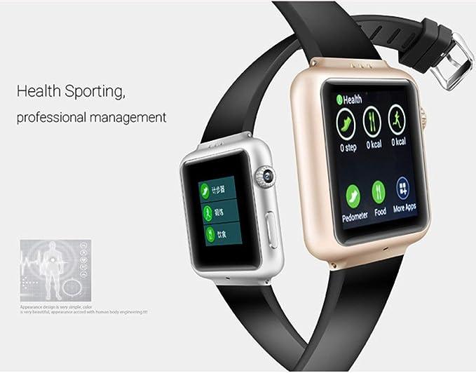 GBD nuevo reloj inteligente con GPS SIM Cámara Wifi 3 G ...