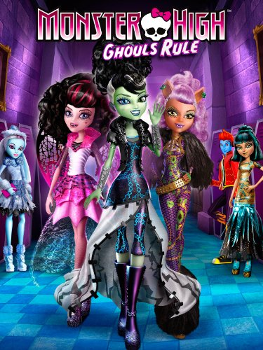 Monster High: Ghouls Rule]()
