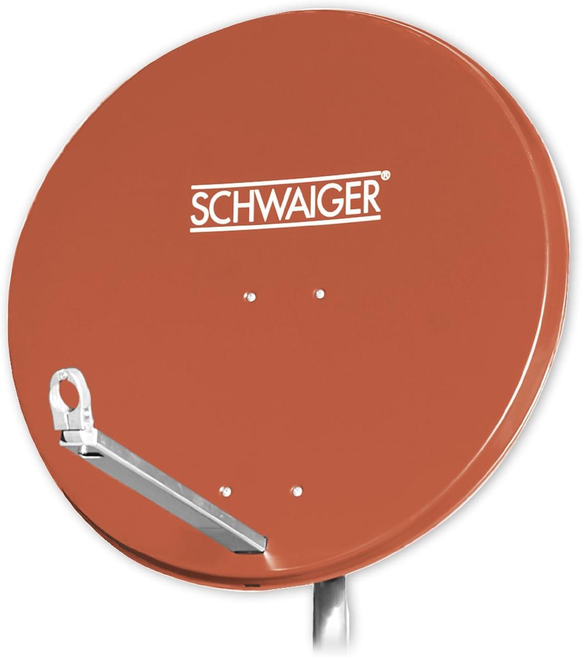 Schwaiger Spi900 2 Aluminium Offset Antenne 88 Cm Elektronik