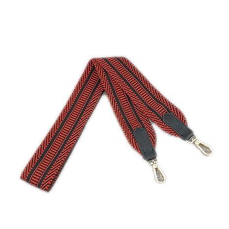 Bandas de 105 cm de largo, correas coloridas para bolsas de ...