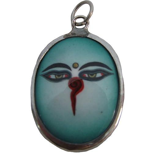 Amazon.com: Eye Sabiduría Eye Om/ohmios Yoga Reversible ...