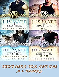 His Mate- Brothers- Box Set One- The first four books in one set
