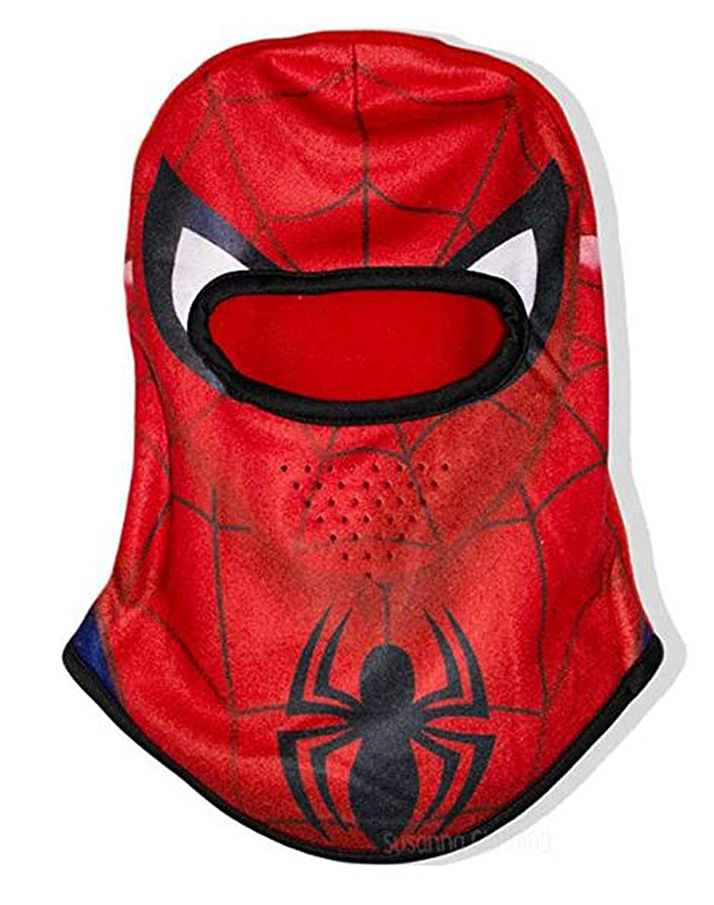 Marvel Official Licensed Boys Spiderman Balaclavas Ski Mask One Size Fleece Lined