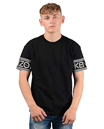 78342f995d Amazon.com: Kenzo Paris Mens 5TS04 4BD T-Shirt in Black: Clothing