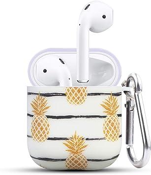 Amazon Com Hidahe Airpod Cases Airpods Skin Apple Airpod Case