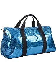 N.Gil Sequin Duffle Bag