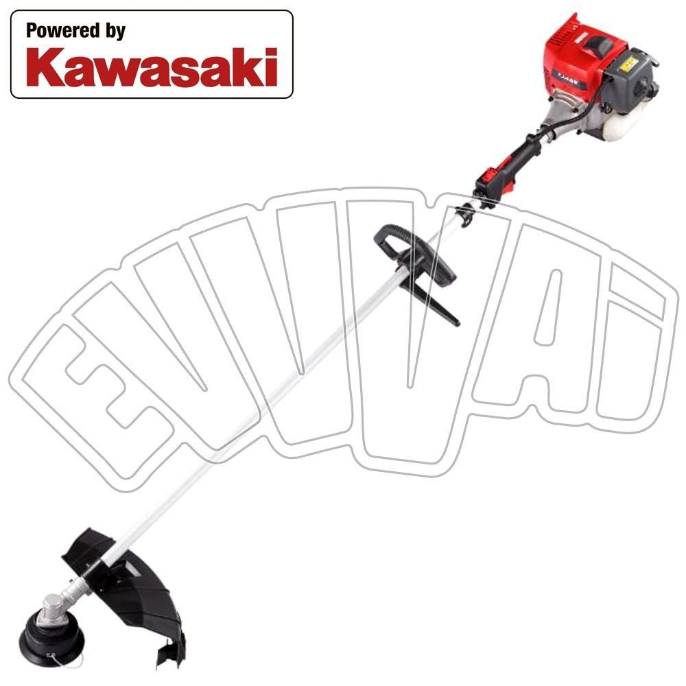 KDC 450 - Cortabordes a Scoppio - Motor Kawasaki cortacésped ...