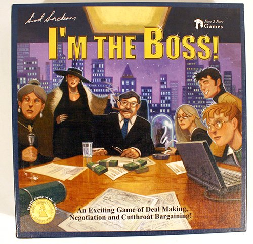 Im the Boss (Sid Sackson Signature)