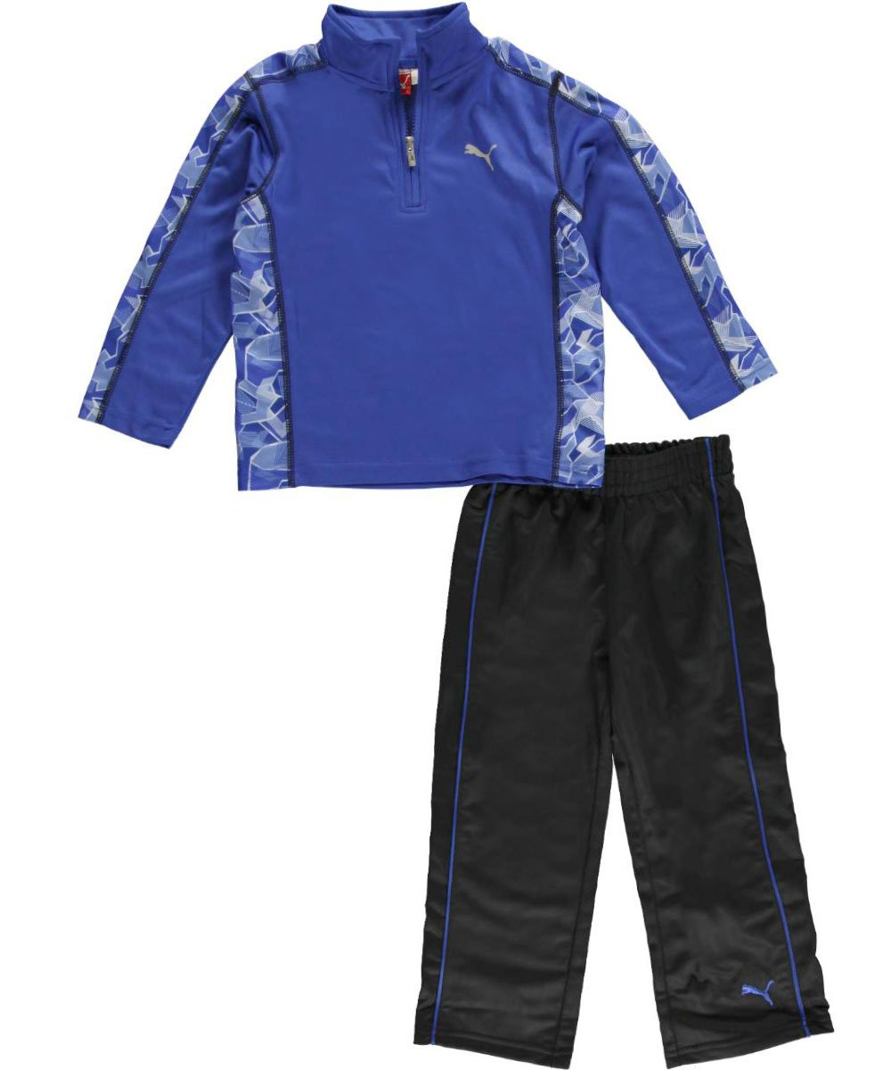 Puma Little Boys' Toddler Swift Arrow 2-Piece Outfit