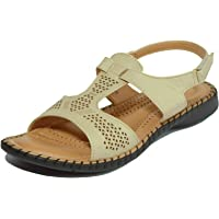 Khadims Women's Casual Flat Sandal